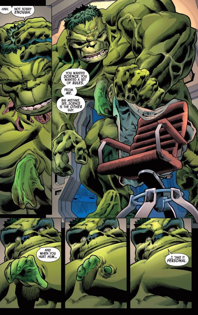Marvel Makes Major Change to Hulk's Powers