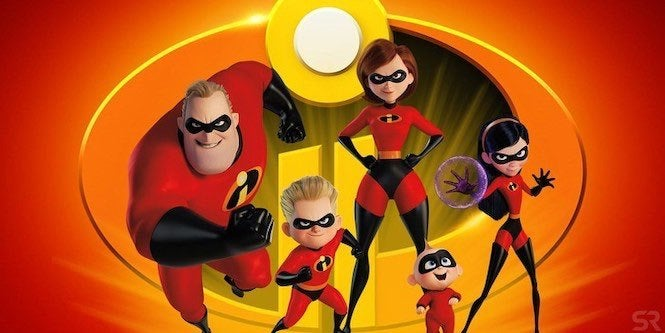 Microsoft and Disney Team Up To Give Away 'Incredibles 2