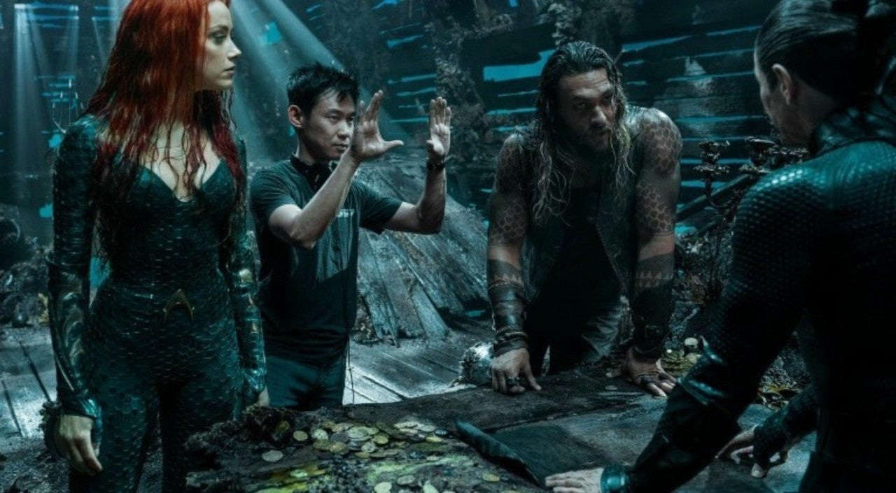 Image result for directed by Aquaman