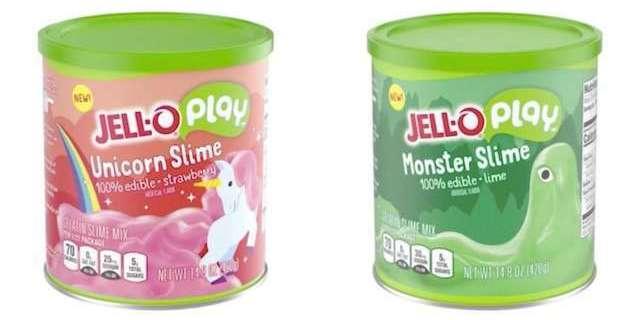 jell-o-slime