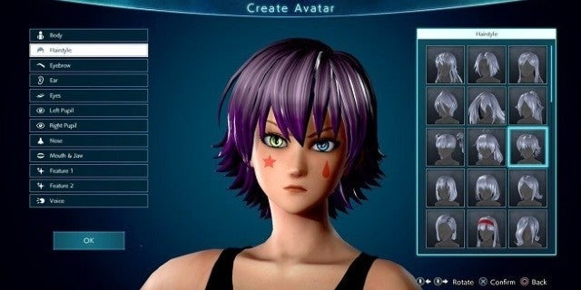Jump Force Avatar