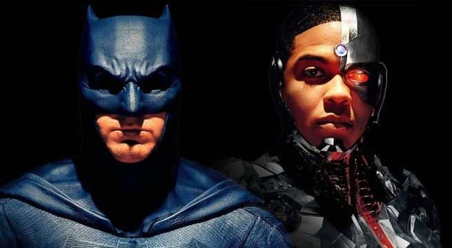 justice league batman cyborg ben affleck ray fisher