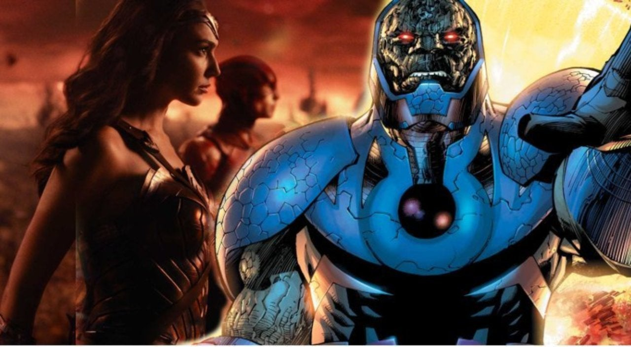 Zack Snyder's Choice For Darkseid In 'Justice League' Teases Fans With New Photo