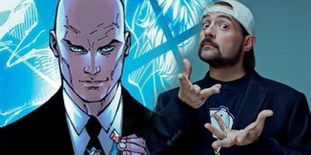 kevin smith lex luthor supergirl