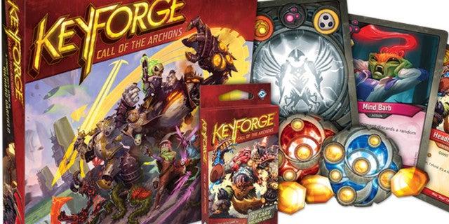 keyforge 2