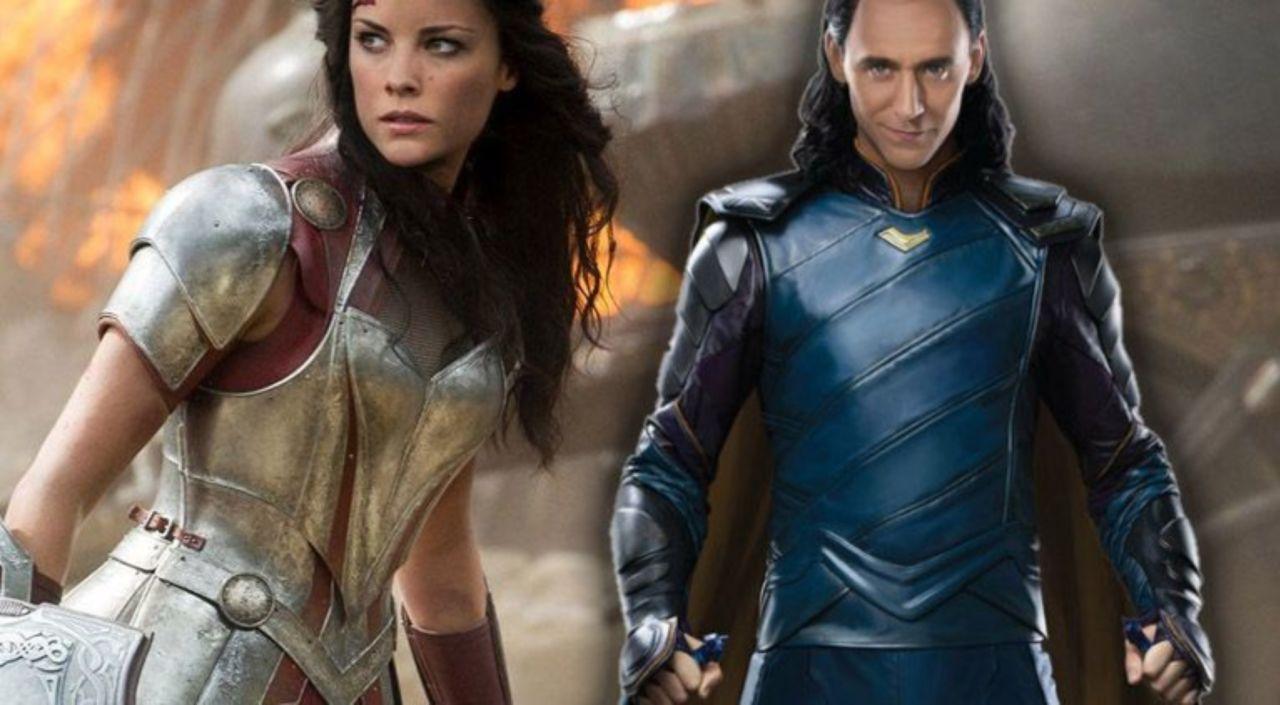 MCU: Lady Sif - Loki