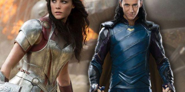 Is Jaimie Alexander Teasing Her Involvement in Marvel's 'Loki' Series?