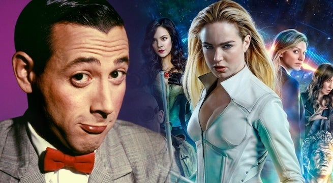 legends of tomorrow season 4 pee wee herman