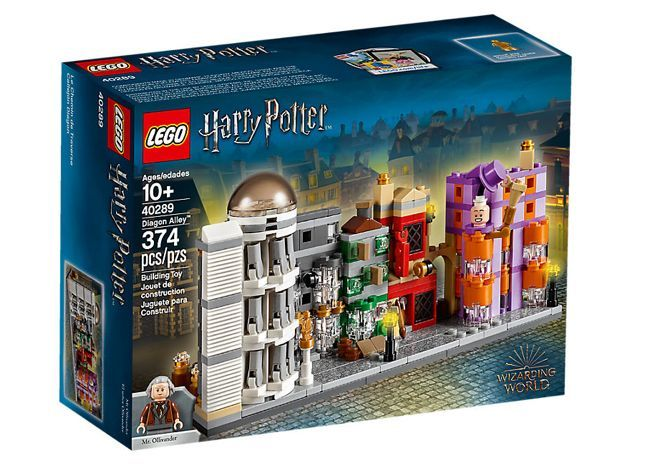 Free Lego Harry Potter Diagon Alley Set Deal Is Live