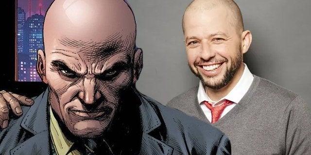 lex luthor jon cryer supergirl