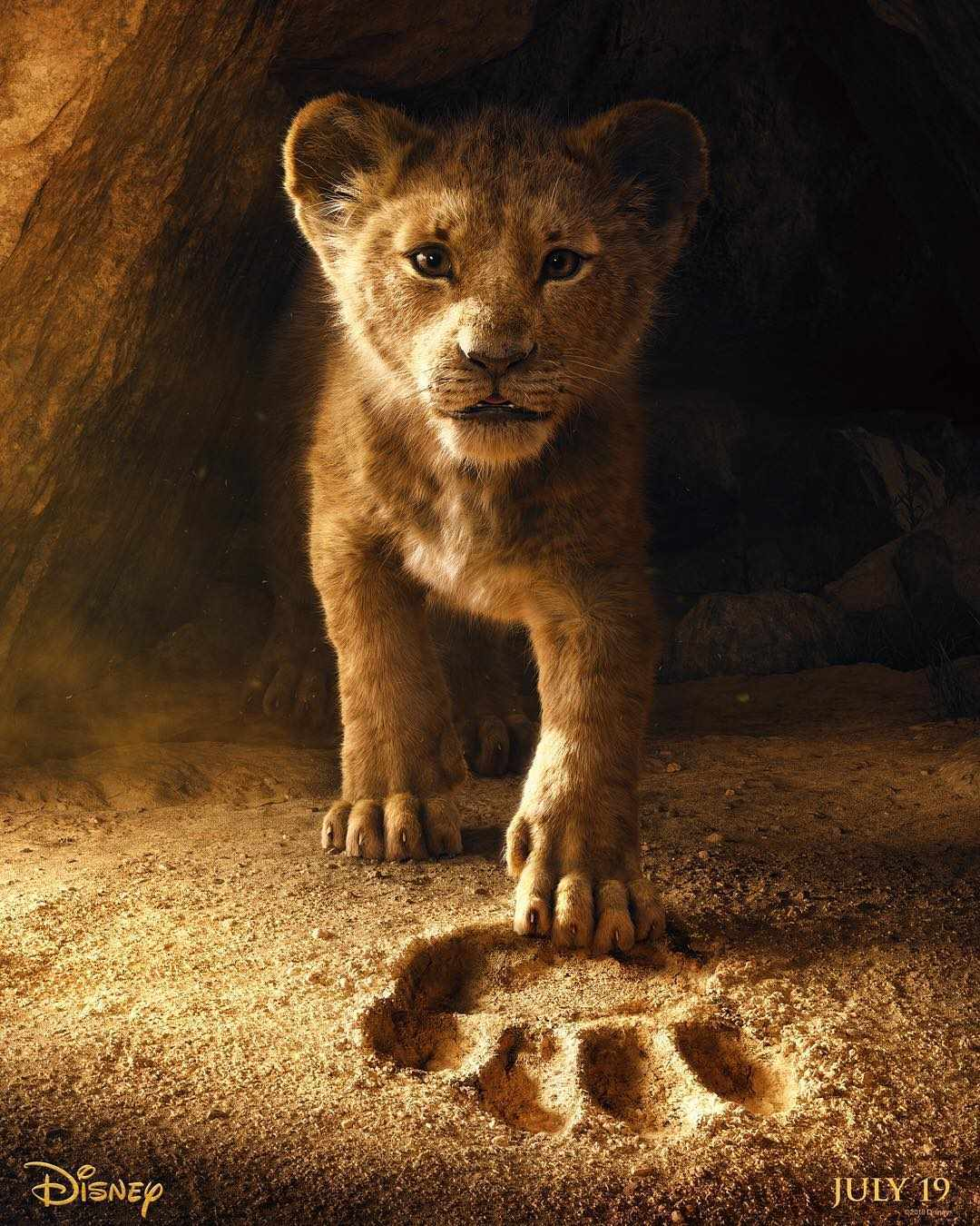 Disney's 'The Lion King' Poster Revealed