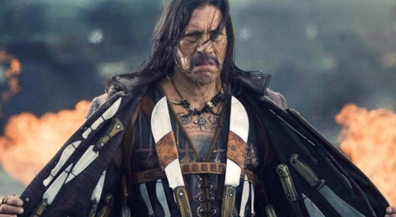Danny Trejo Really Wants to Do Machete Kills in Space, Says He Might Direct