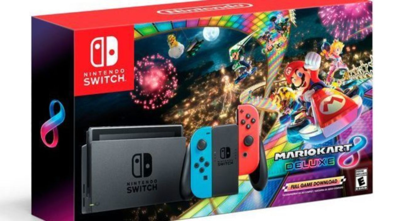 tempat jual nintendo switch gift guide switch chargers termurah 2018. Black Bedroom Furniture Sets. Home Design Ideas