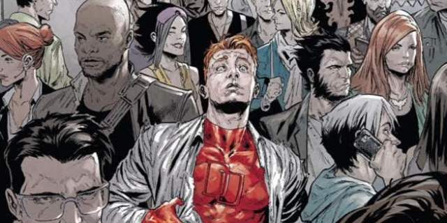 Marvel Knights 20th #1 Review - Cover