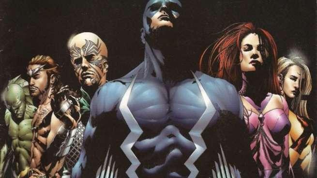 Marvel Knights - Inhumans
