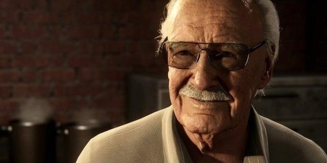 Marvel's Spider-Man Stan Lee