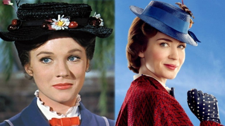 Mary Poppins Blunt Andrews comicbookcom