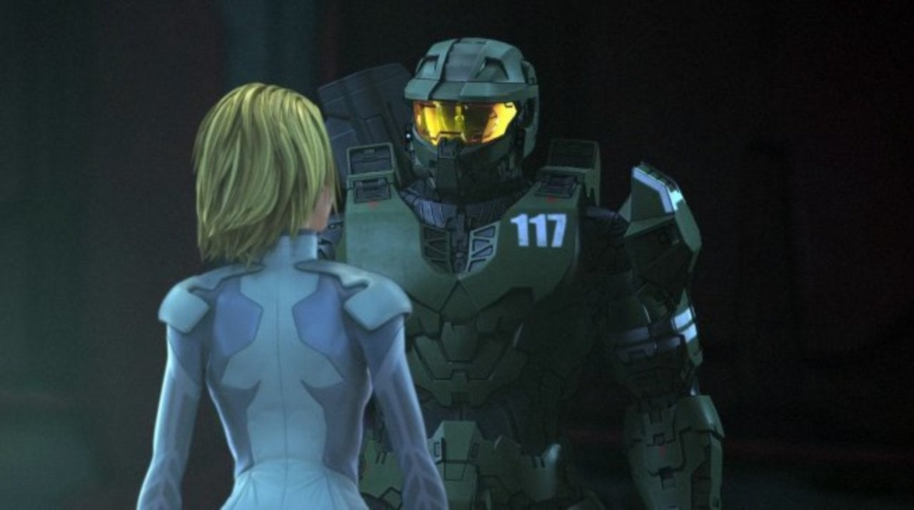 master chief and dr halsey confirmed for halo tv series