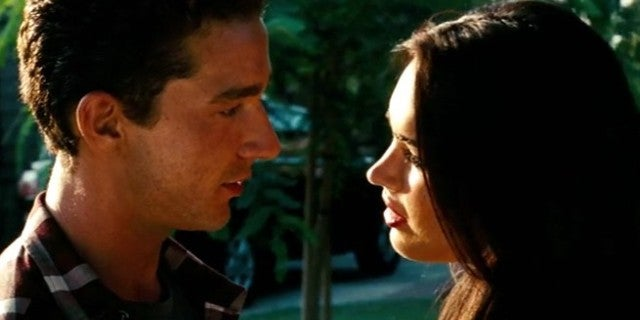 Megan Fox Confirms Shia LaBeouf Romance Transformers