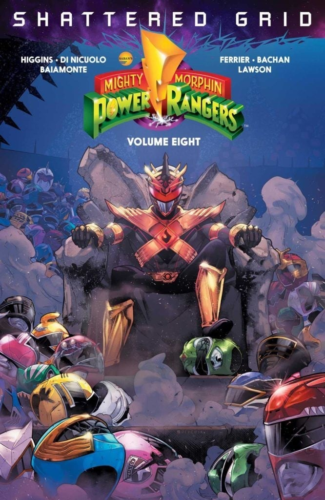 Mighty-Morphin-Power-Rangers-Vol-8