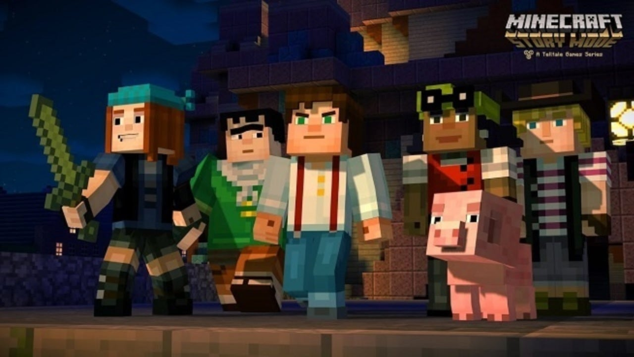 Telltale S Minecraft Story Mode Is Being Delisted