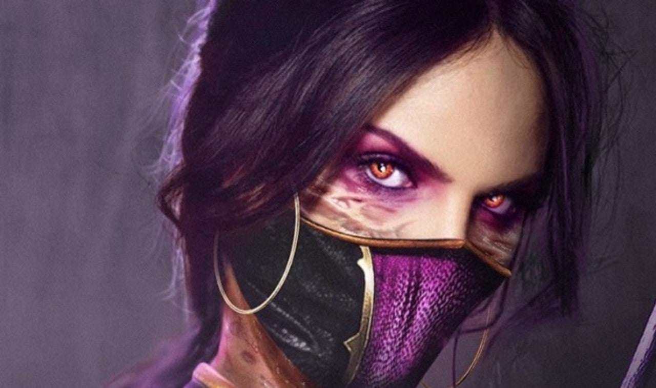 Mortal Kombat Fan Art Imagines Eiza Gonzalez As Mileena