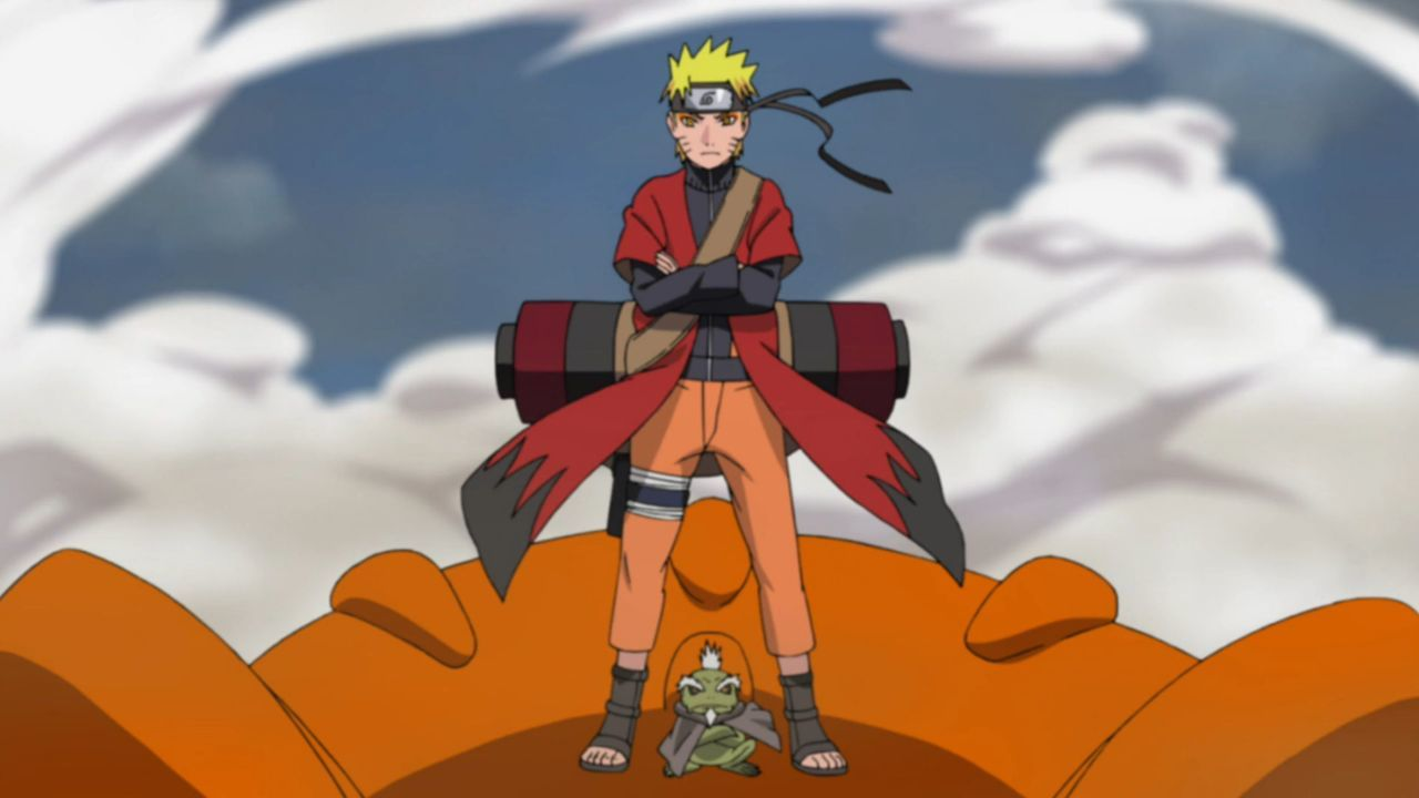 Naruto-Anime