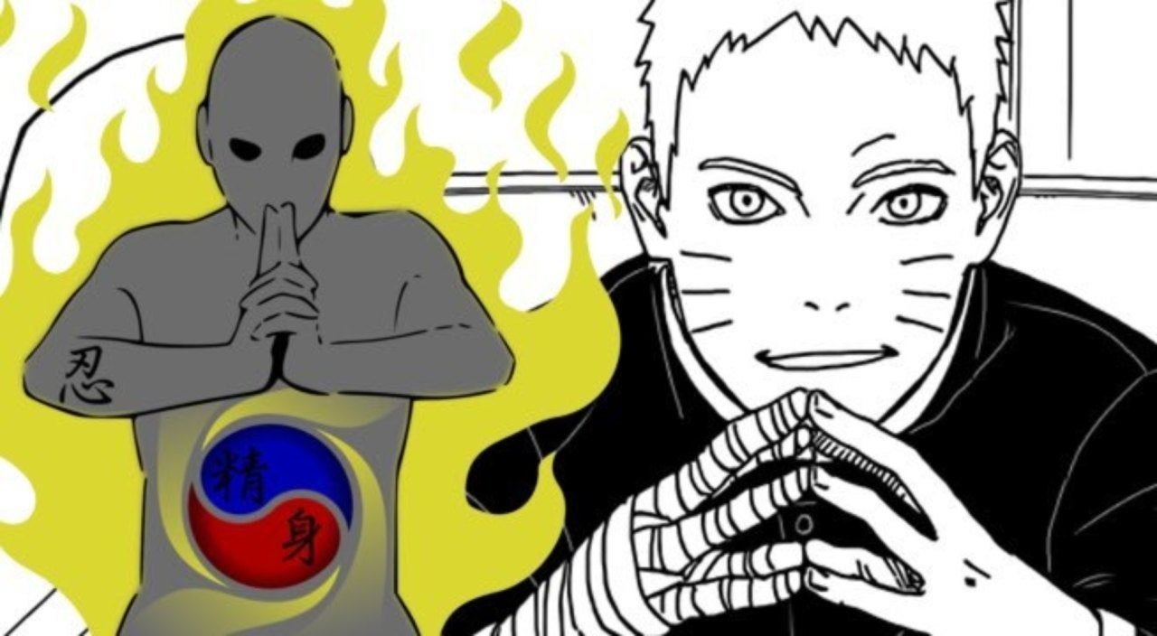 Naruto' Shares Surprising New Info About Chakra