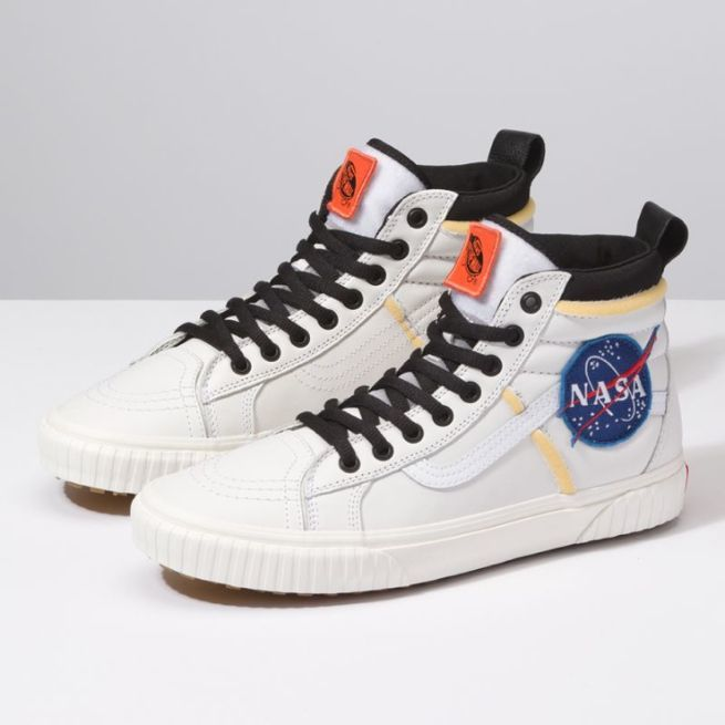 ac09267765a8 Vans NASA Space Voyager Sneaker and Apparel Collection is Live