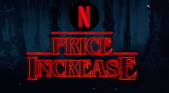 Netflix Price Increase 2018 2019