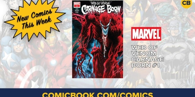 NEW Marvel, DC and Image Comics Out This Week: November 21, 2018 screen capture