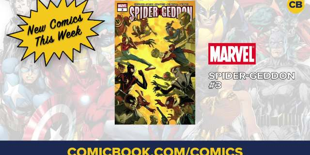 NEW Marvel, DC and Image Comics Out This Week: November 7, 2018 screen capture