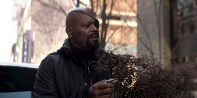 nick fury infinity war