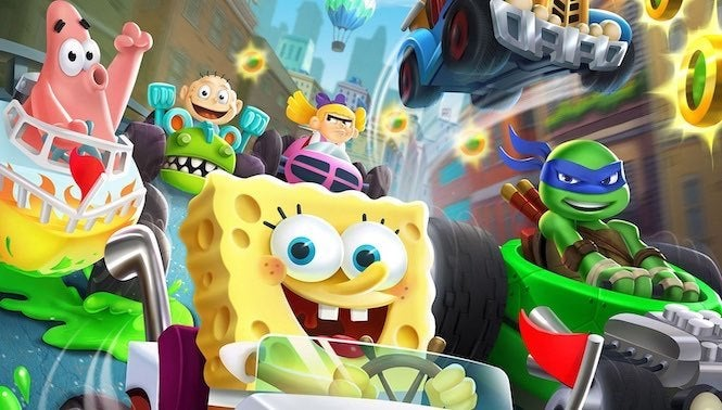 Nickelodeon Kart Racers' Review: We've Been Down These Roads