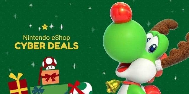 Nintendo Black Friday eShop