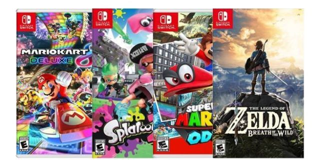 The Best Black Friday Deals on Essential Nintendo Switch Games Are Live thumbnail