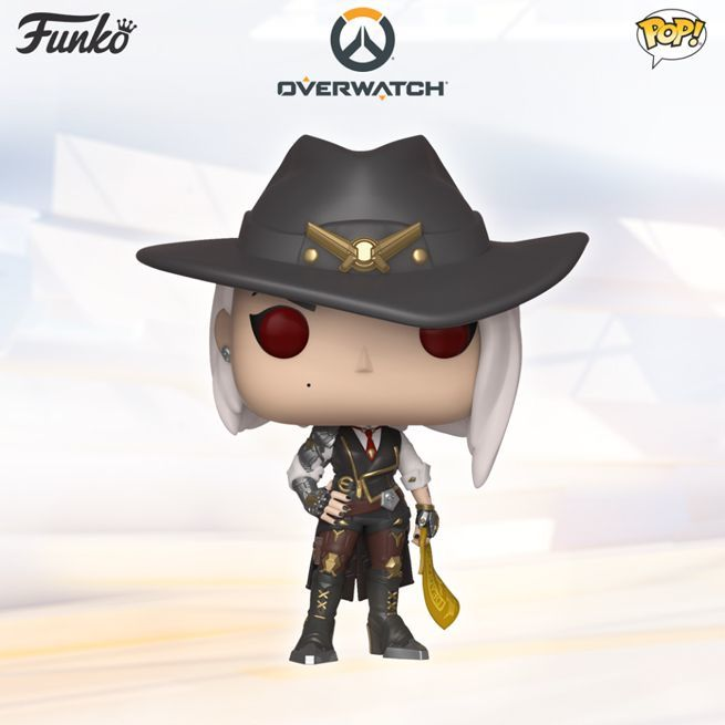 'Overwatch' Ashe Funko Pop Figure is Available Now