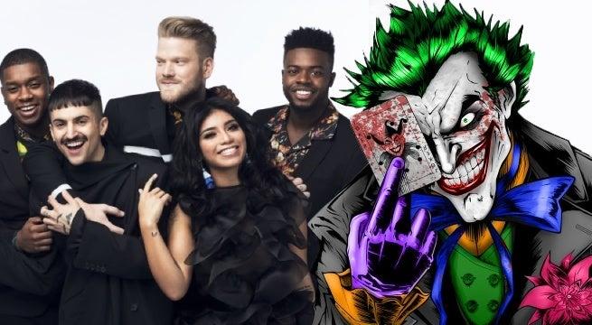 pentantonix joker halloween 2018 scott hoying