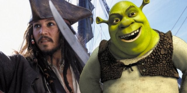 'Pirates of the Caribbean' and 'Shrek' Writer Sparks ...