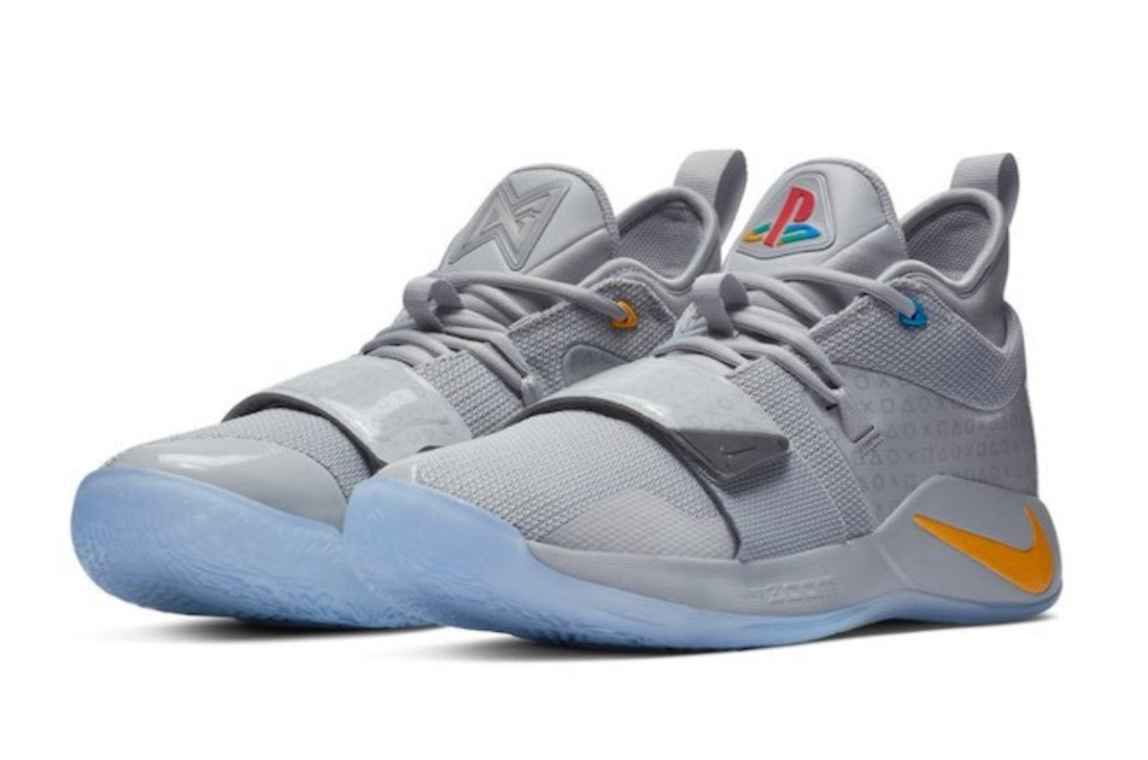 e6bd9a6e056f PlayStation Teams Up With Paul George Once Again For 2.5 Colorway Shoes