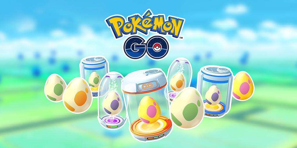pogo eggs