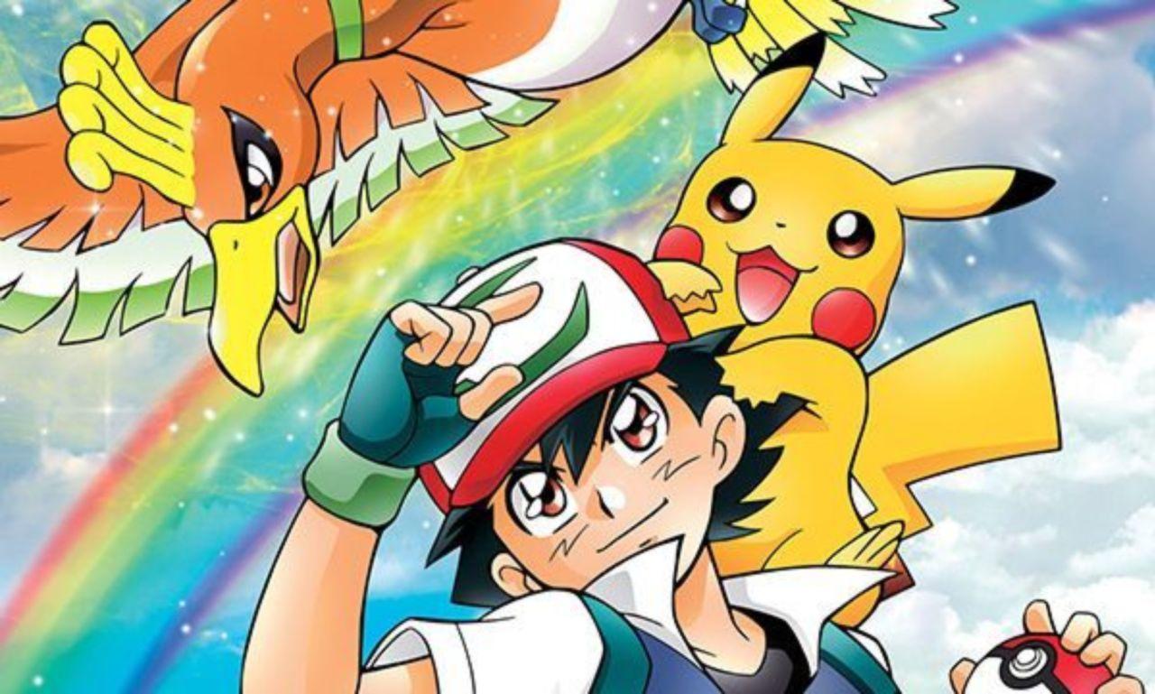 'Pokemon' Movie Manga Tie-In Announced