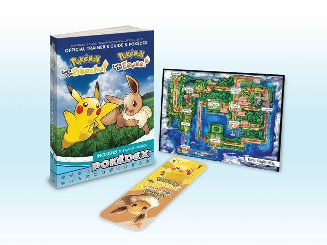 pokemon lets go pikachu pokedex
