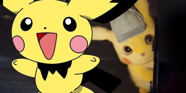 'Pokemon': Here's How Pichu Could Look In 'Detective Pikachu'