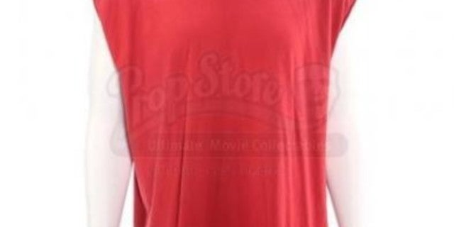 Power-Rangers-Auction-Red-Ranger-Shirt