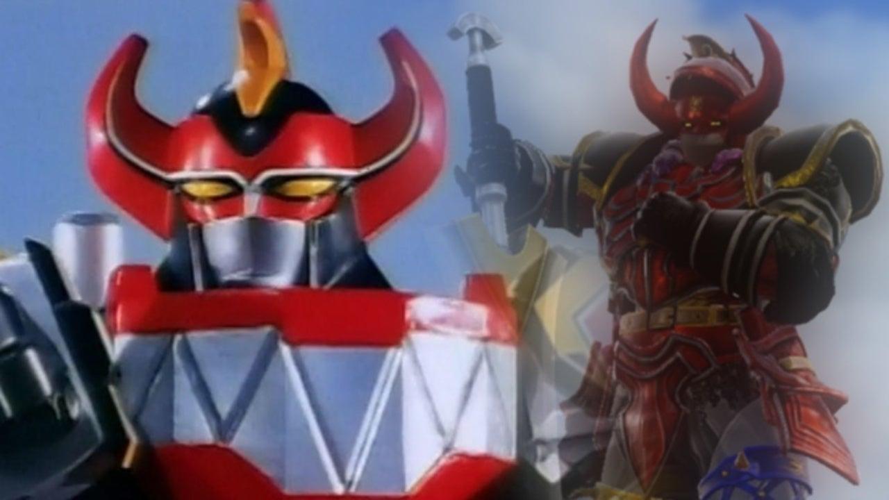 Power Rangers: The Megazord Invades 'Soulcalibur VI' And It's Glorious