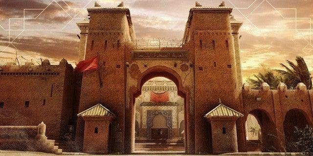 Rainbow Six Siege Fortress