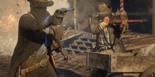 Red Dead Redemption 2 Fans Are Losing It Over This Realistic Screenshot