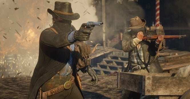 More 'Red Dead Redemption 2' Cheat Codes Revealed