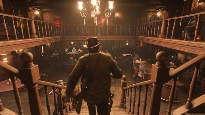 Red Dead Redemption 2' Video Reveals The Complex Life Of An NPC